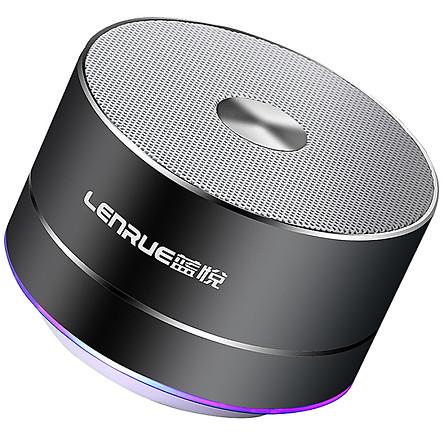 Loa Bluetooth Mini Siêu Trầm Lenrue A2 Mini