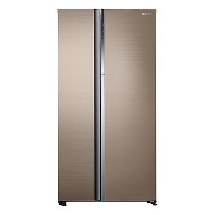 Tủ Lạnh Side By Side Inverter Samsung RH62K62377P (620L) - Hàng chính hãng