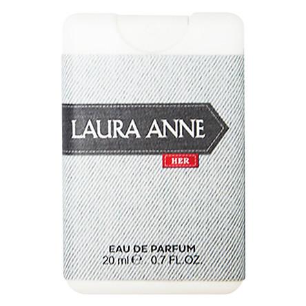Nước Hoa Nữ Laura Anne Black (20ml)