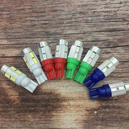 Bộ 02 Bóng Đèn LED Demi Xi Nhan Xe Máy - Bóng đèn led - TA229