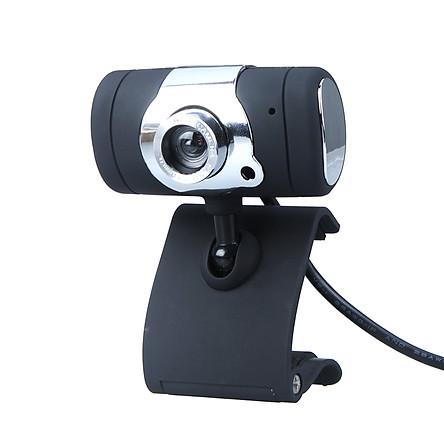 Webcam Tích Hợp Micro Cho Máy Tính USB 2.0 HD