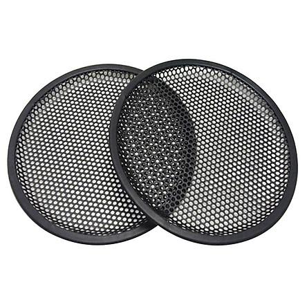 2PCS Car Audio Speaker SubWoofer Grille Guard Protector Cover
