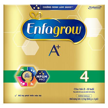 Sữa Bột Enfagrow A+ 4 (2.2kg)