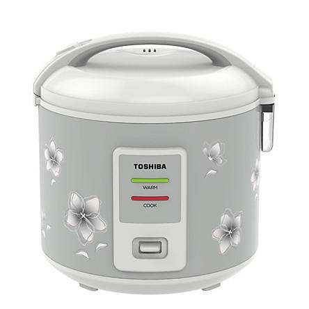 Nồi cơm điện nắp gài Toshiba 1,8 lít RC-18JFM2(H)VN - Hàng chính hãng