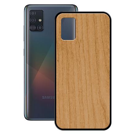 Ốp Lưng GỖ Tự Nhiên Cho Điện Thoại Samsung Galaxy A51 - Ốp Lưng Gỗ Cao Cấp, Nhẹ, Bền, Đẹp - 05094 - Hàng Chính Hãng