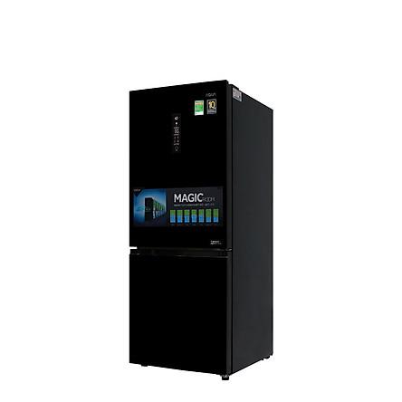 Tủ lạnh Aqua Inverter 260 lít AQR-I298EB BS (HÀNG CHÍNH HÃNG)