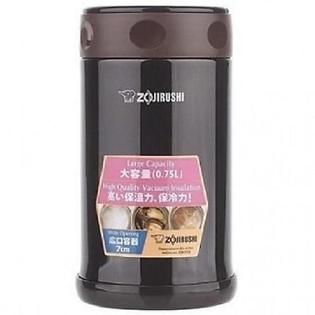 Bình đựng thức ăn giữ nhiệt Zojirushi FCE75-TD 750ML