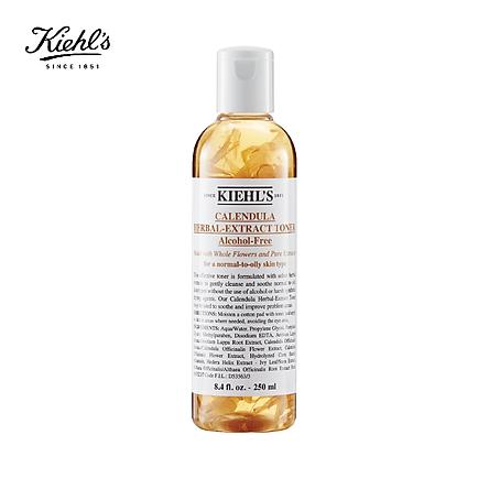 Nước Cân Bằng Hoa Cúc Kiehl's Calendula Herbal Extract Alcohol-Free Toner250ml