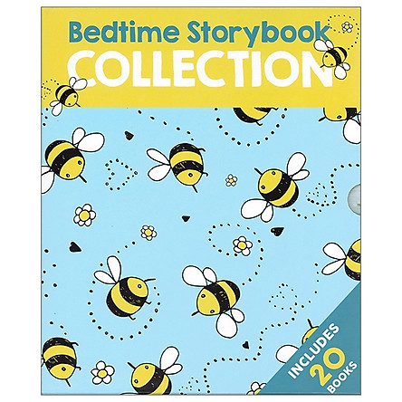 Bedtime Storybook Collection, Set Of 20 Books
