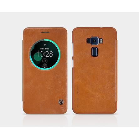 Bao da cho Asus Zenfone 3 5.5 inch (ZE552KL) cao cấp chính hãng Nillkin QIN Series