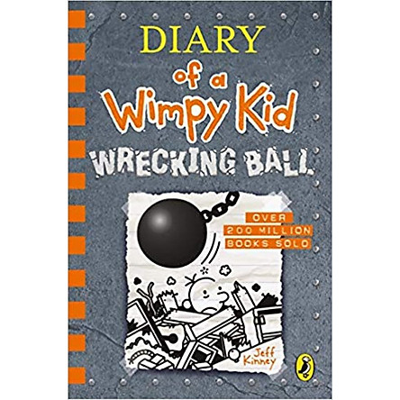 Diary of a Wimpy Kid 14: Wrecking Ball (Hardcover)