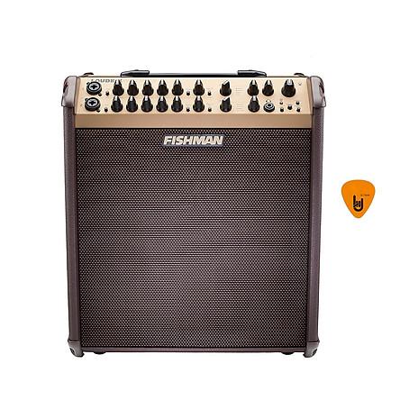 [Bluetooth] Fishman Loudbox Performer 180W Combo Amplifier - Ampli cho Đàn Guitar & Nhạc cụ mộc Acoustic - Kèm Móng Gẩy DreamMaker