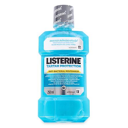 Nước Súc Miệng Listerine Tartar Protection (250ml)