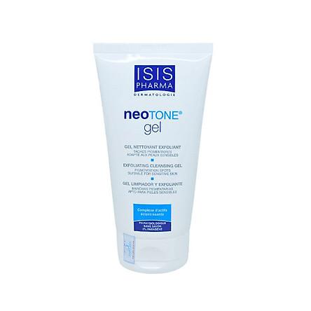 Gel rửa mặt trắng sáng, trẻ hóa da ISIS Pharma Neotone Gel 150ml