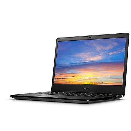 Laptop Dell Latitude 3400 (L3400I5HDD) (Black) - hàng chính hãng