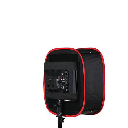 Hộp Đèn LED Tản Sáng Softbox Cho YONGNUO YN300 YN320 YN600 YN900 II III