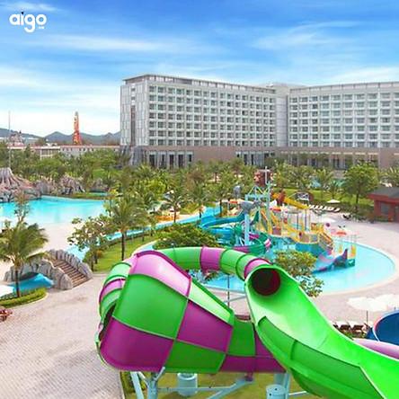 [Phú Quốc 2N1Đ] Vinpearl VinOasis Resort - Ăn sáng & Vui chơi Vinwonder + Safari dành cho 02 người