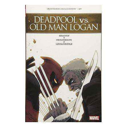Marvel Comics: Deadpool Vs Old Man Logan