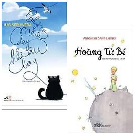 Combo 2 cuốn: Hoàng tử bé + Chuyện con mèo dạy hải âu bay