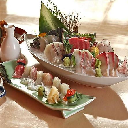 Sushi House_Voucher 100k Áp Dụng Toàn Menu