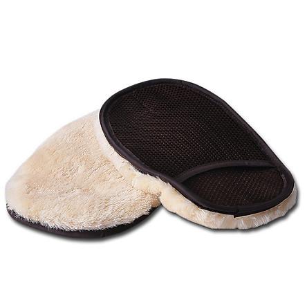 Găng tay rửa xe lông cừu Q11 (bộ 2c)