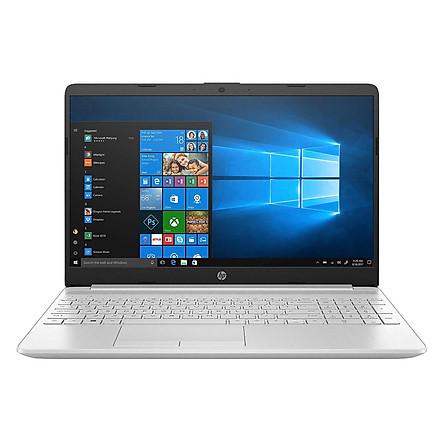 Laptop HP 15s-du0068TX 8AG28PA Core i5-8265U/ MX130 2GB/ Win10 (15.6 HD) - Hàng Chính Hãng