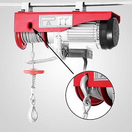 Tời điện treo PA1000 (500/1000kg) màu đỏ