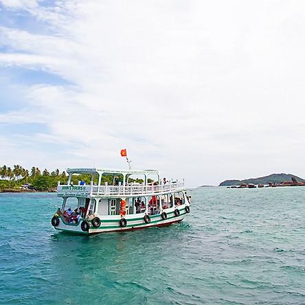 [Phú Quốc] Combo Câu Cá Nam Đảo & Câu Mực Đêm, Khởi Hành Hàng Ngày