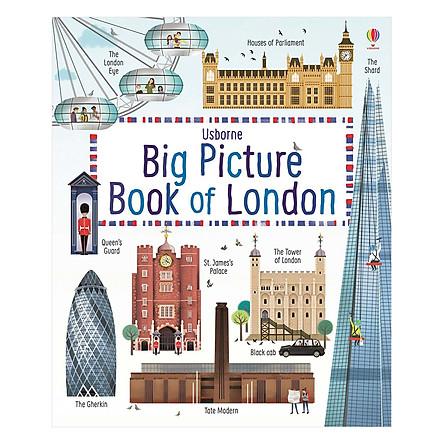 Usborne Big Picture Book of London