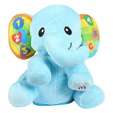 Đồ chơi hình chú voi có nhạc Winfun 0695