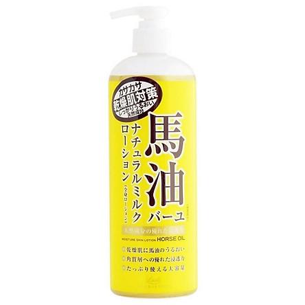 Sữa dưỡng ẩm toàn thân dầu ngựa Moisture Skin Lotion