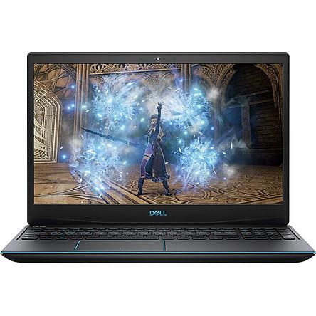 Laptop Dell Gaming G3 3500 G3500B (Core i7-10750H/ 16GB (8GB x2) DDR4 3200MHz/ 512GB SSD M.2 PCIE/ GTX 1660Ti 6GB GDDR6/ 15.6 FHD IPS, 120Hz/ Win10) - Hàng Chính Hãng