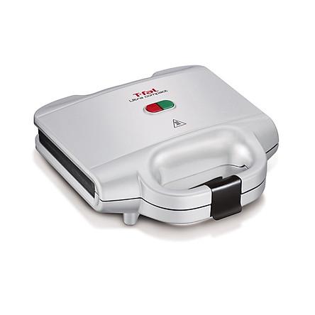 Máy làm bánh khuôn liền Tefal SM155152 (Xám bạc) - Hàng chính hãng