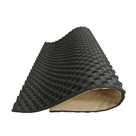 Thảm Bọt Biển Cách Âm Giảm Tiếng Ồn Cho Xe Hơi (500 x 1000mm) (20mm)