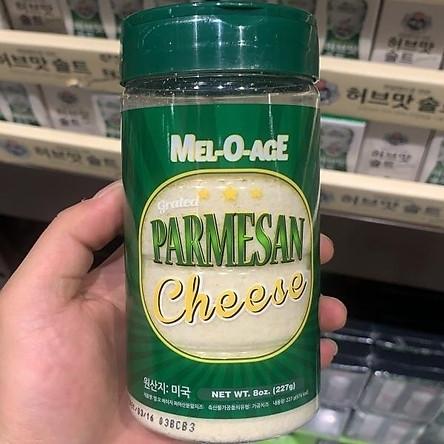 Melo Age Parmesan Powder Cheese 227g