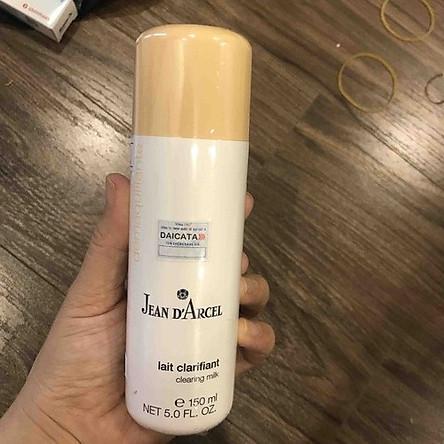Sữa rửa mặt cho da dầu và mụn - Clearing milk - J107