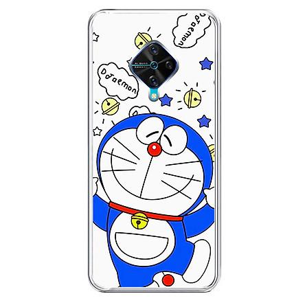 Ốp lưng điện thoại Vivo S1 PRO - Silicon dẻo - 0022 DOREMON05 - Hàng Chính Hãng