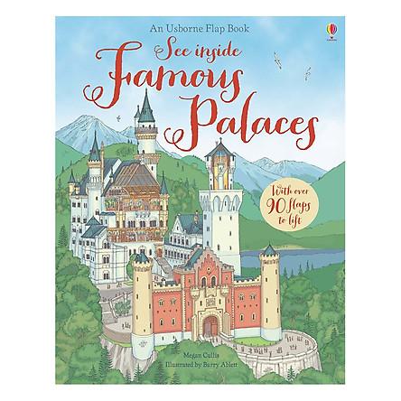 Usborne See Inside Famous Palaces