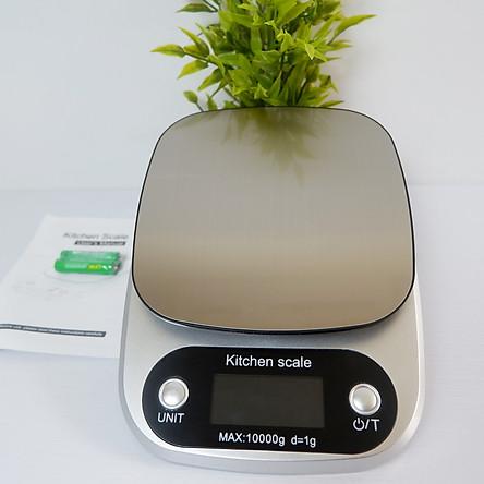 Cân điện tử nhà bếp độ chính xác cao - Cân tiểu ly điện tử nhà bếp - Hàng chính hãng