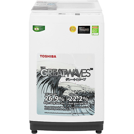 Máy giặt Toshiba 8 kg AW-K900DV(WW) - Chỉ giao HCM