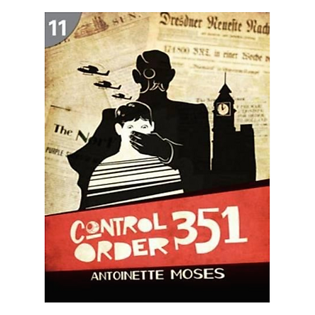 Control Order 351: Page Turners 11, 1st Edition