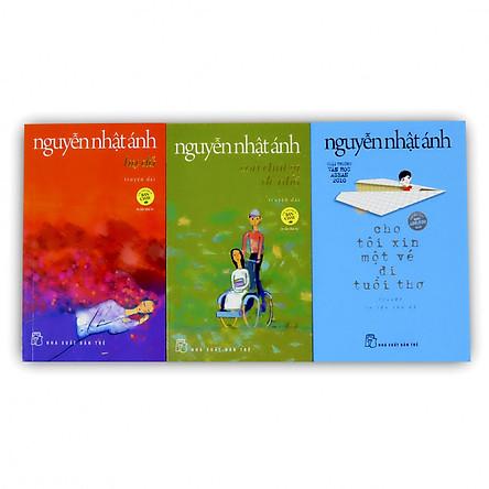 Nguyễn Nhật Ánh chọn lọc: Hạ đỏ - Còn chút gì để nhớ - Cho tôi xin một vé đi tuổi thơ (Bản mới)