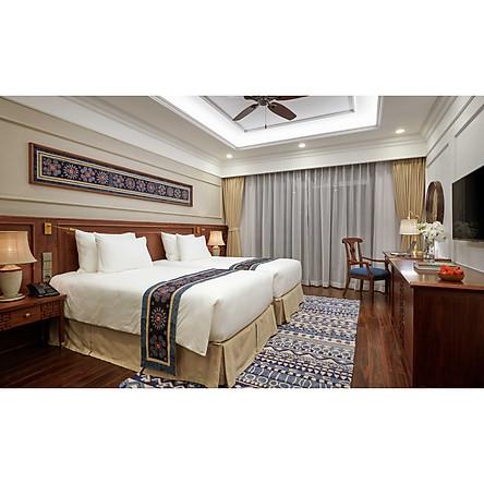 [E-Voucher] Silk Path Grand Sapa Resort 5 sao - 2N1Đ -  Voucher cho 2 người
