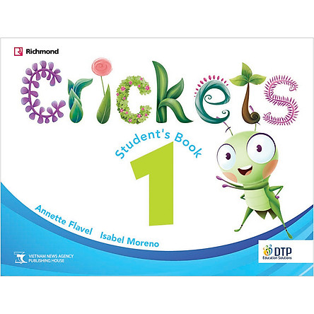 Crickets 1 (Student's Book)