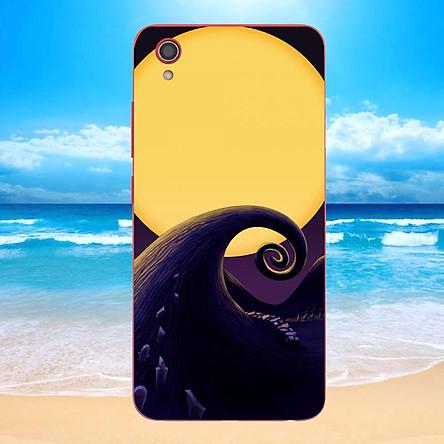 Ốp điện thoại dành cho máy Vivo Y91C - haloween kinh sợ MS HLGKS037