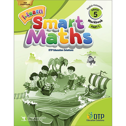 i-Learn Smart Maths Grade 5 Workbook Part 1 (ENG-VN)