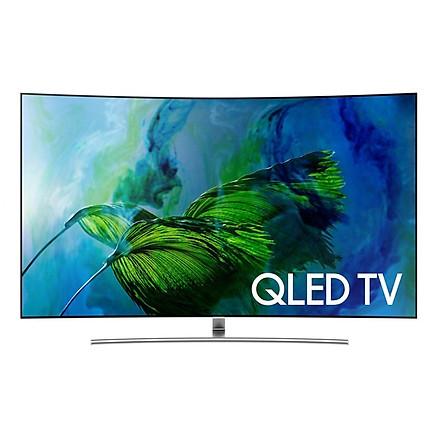 Tivi Qled Samsung màn hình cong  65Q8CAM - HÀNG CHÍNH HÃNG