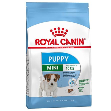 Thức Ăn Cho Chó Royal Canin Mini Puppy (800g)