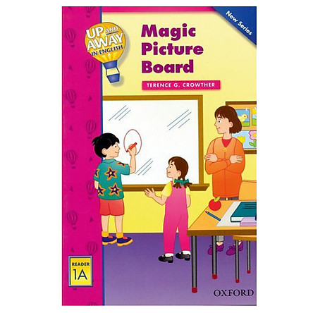 Up and Away Readers 1: Magic Picture Board