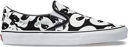 Giày sneaker unisex Vans Slip-On Alien Ghosts - VN0A4BV3TB1